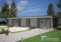 Projekt Budynku Garażowo - Gospodarczego GR7